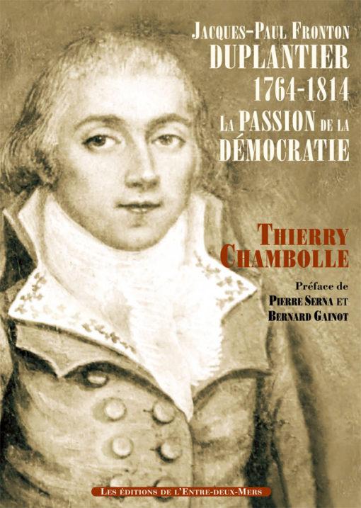 Jacques Paul Fronton Duplantier