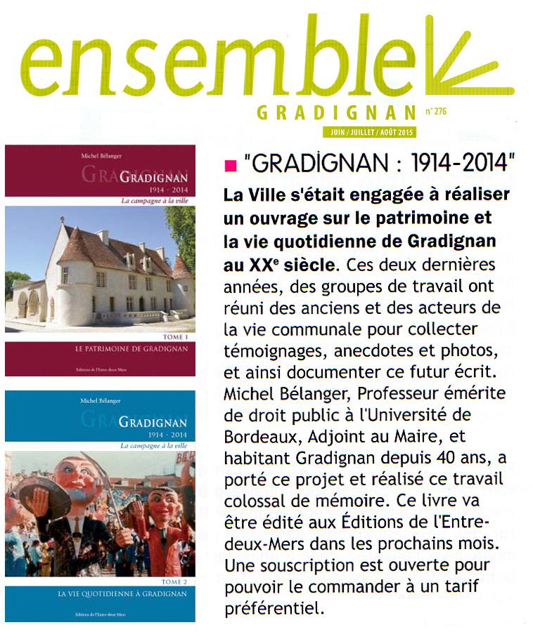 Gradignan-Ensemble