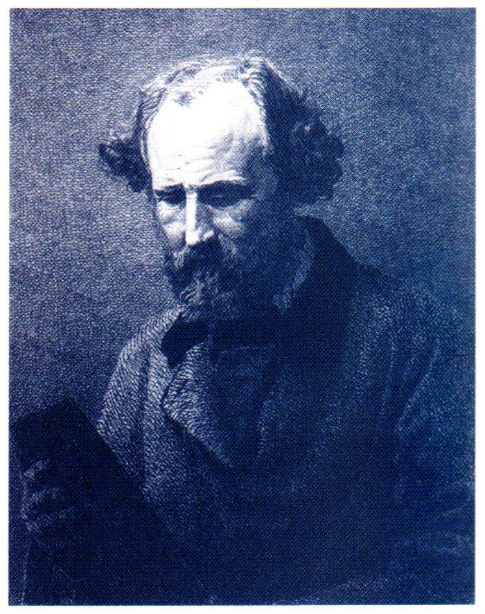 Autoportrait 1862