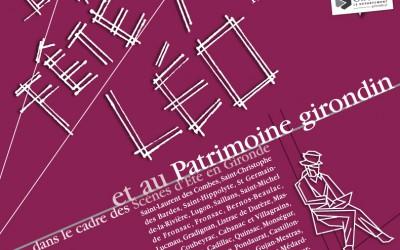 Fête à Léo et au Patrimoine girondin 2015 (programme et calendrier)