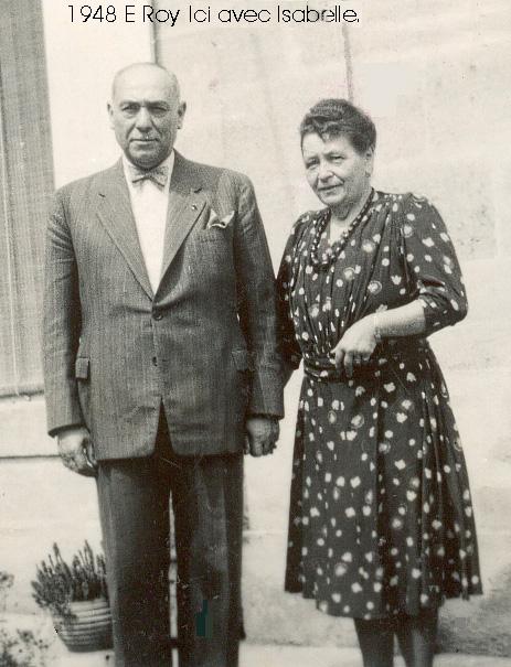 Emmanuel Roy en 1948