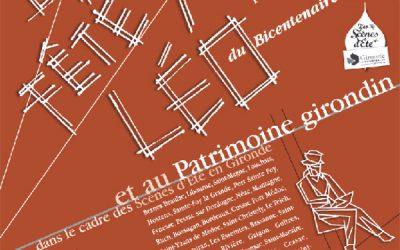 Fête à Léo et au Patrimoine girondin 2016 (programme et calendrier)