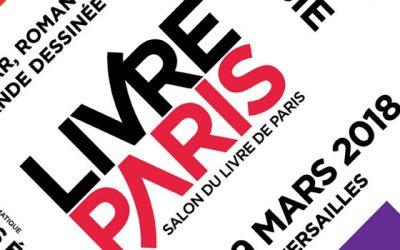 Livre Paris 2018, Porte de Versailles