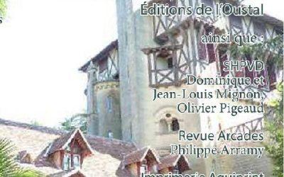 Salon du livre au Château Mounet Sully à Bergerac, 30 septembre