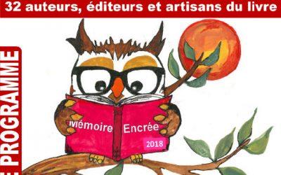 Salon du Livre à Port Sainte Foy, 7 octobre