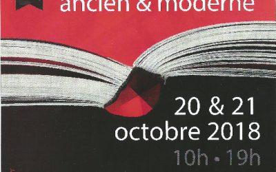 22e salon du livre ancien & moderne de Bordeaux
