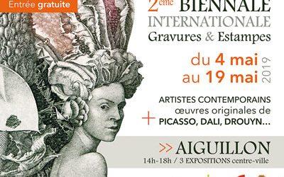 Leo Drouyn et la gravure romantique, du paysage pittoresque au paysage patrimoine – Aiguillon du 4 au 19 mai