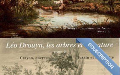 Leo Drouyn et le Paysage – Leo Drouyn les arbres et la nature au prix souscription