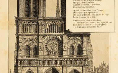 Notre Dame de Paris par Leo Drouyn