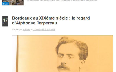 """L'ouvrage de Florent Miane : """"Alphonse Terpereau"""" sur France 3"""